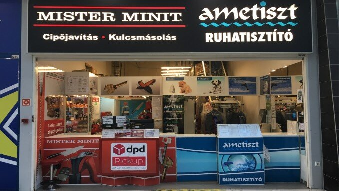 696be3d8c7a6 Ametiszt dry cleaners - Győr Plaza - Top Clean – Ametiszt - Dry ...